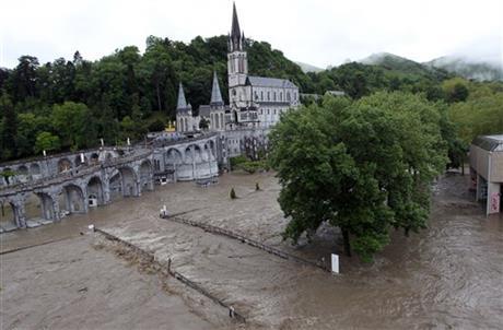 France Flood